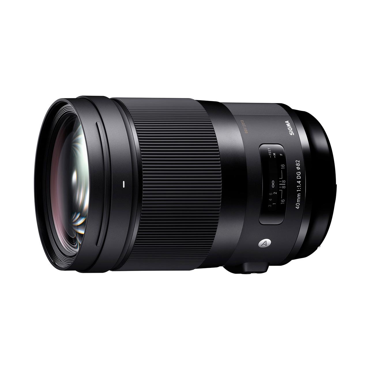 Sigma Nikon Objetivo Pro 40mm f/1.4 DG HSM Art