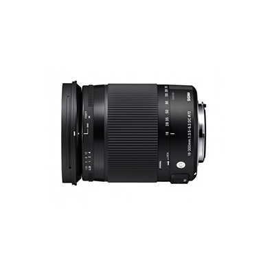 Objetivo - Sigma Sony 18-300mm F3.5-6.3 DC OS Macro HSM Contemporary | SIAU673