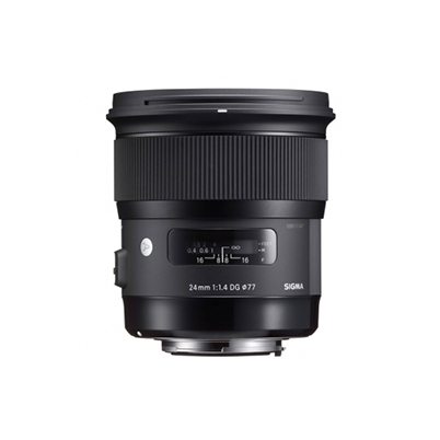 Sigma Objetivo Sony Tipo E 24mm f/1.4 DG HSM Art