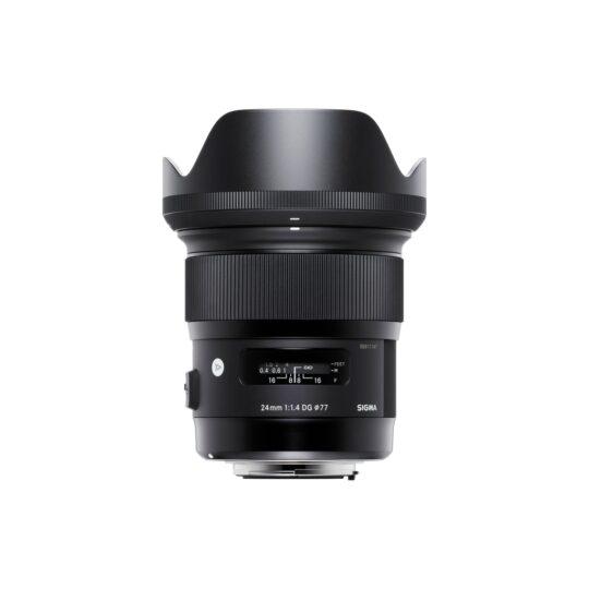 Sigma Objetivo Sony Tipo E Pro 28mm f/1.4 DG HSM Art