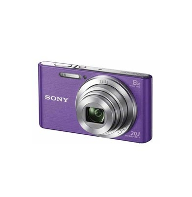 Camara Compacta - Sony DSC-W830 Kit Violeta | KW830VBGSFDI.YE