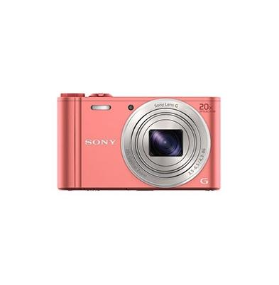 Camara Compacta - Sony DSC-WX350P Rosa | DSCWX350P.CE3