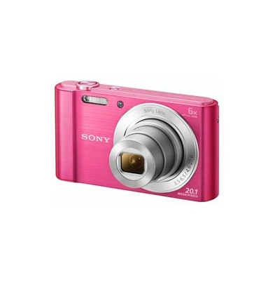 Sony Cámara Compacta DSC-W810 Rosa