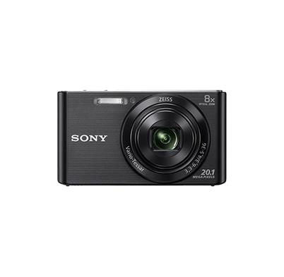 Sony Cámara Compacta DSC-W830 Negra