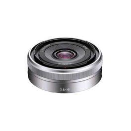 Objetivo - Sony Nex       16mm F2,8