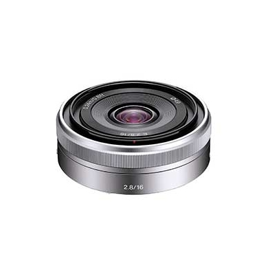 Sony Objetivo Nex 16mm f/2.8