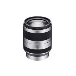 Objetivo - Sony Nex 18-200mm