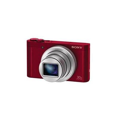 Sony Cámara Compacta DSC-WX500 Roja