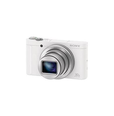 Camara Compacta - Sony DSC-WX500 Blanca | DSCWX500W.CE3