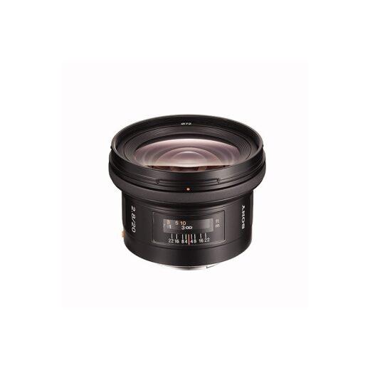 Objetivo Sony 20mm f/2.8   SAL20F28.AE