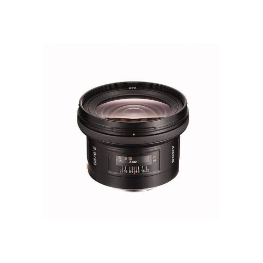 Sony Objetivo 20mm f/2.8