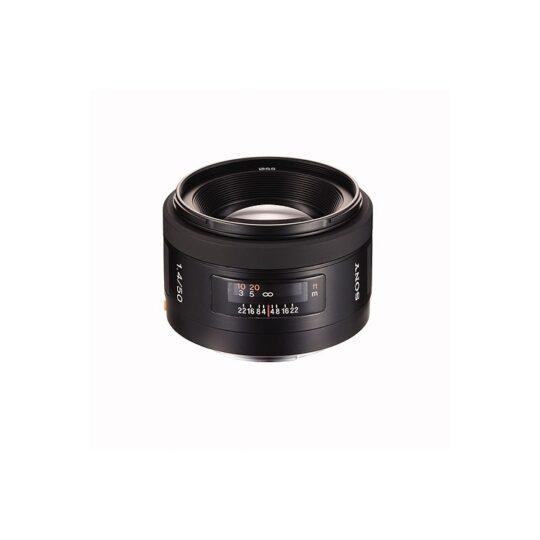 Sony Objetivo 50mm f/1.4