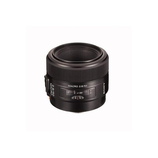 Sony Objetivo 50mm f/2.8 Macro
