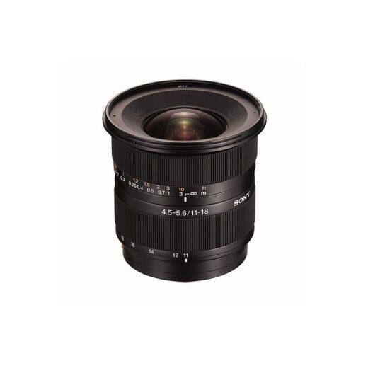 Objetivo - Sony  11-18mm F4.5-5.6 DT | SAL1118.AE