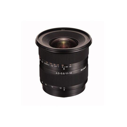 Sony Objetivo 11-18mm f/4.5-5.6 DT