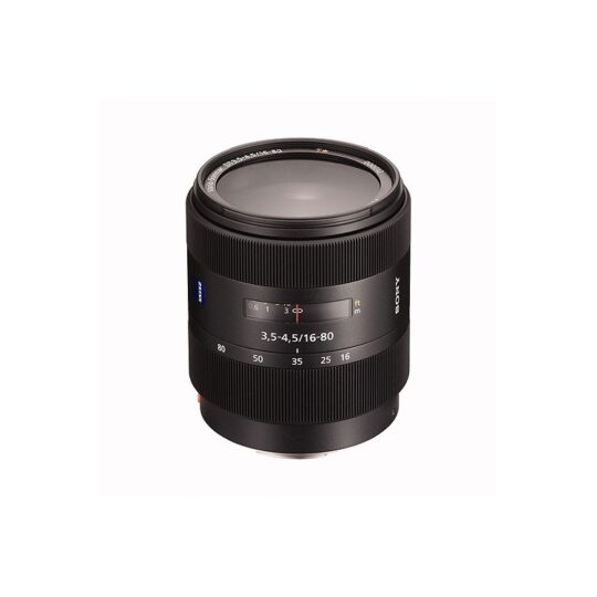 Sony Objetivo 16-80mm f/3.5-4.5 ZA VS T* DT