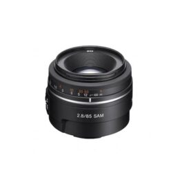 Objetivo - Sony    85mm F2,8 SAM