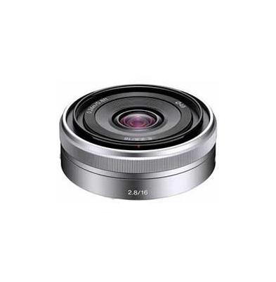 Objetivo - Sony   16mm F2.8 Ojo de Pez | SAL16F28.AE