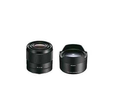 Objetivo Sony FE 28mm y conversor gran angular | SEL28F20FECDI.EU