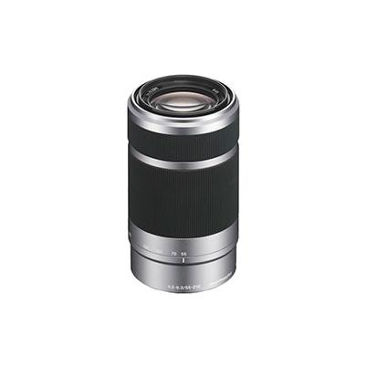 Objetivo Sony f/E 55-210mm f/4.5-6.3 OSS | SEL55210.AE