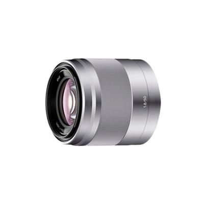 Sony Objetivo FE 50mm f/1.8 OSS Plata