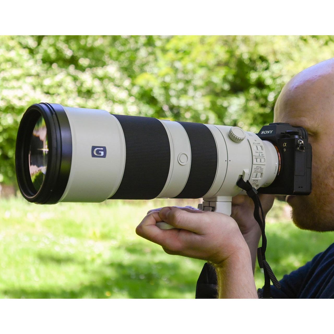 Sony Objetivo FE 200-600mm f/5.6-6.3 G OSS