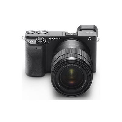 Sony Cámara Evil Alpha ILCE-6400MB Obj. 18-135mm F3.5-5.6 OSS