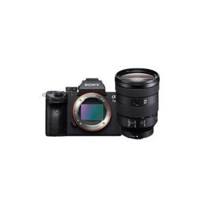 Camara Evil - Sony Alpha 7M III ILCE-7M3GBDI Negra Obj. 24-105 mm F4 G OSS | ILCE7M3GBDI.EU