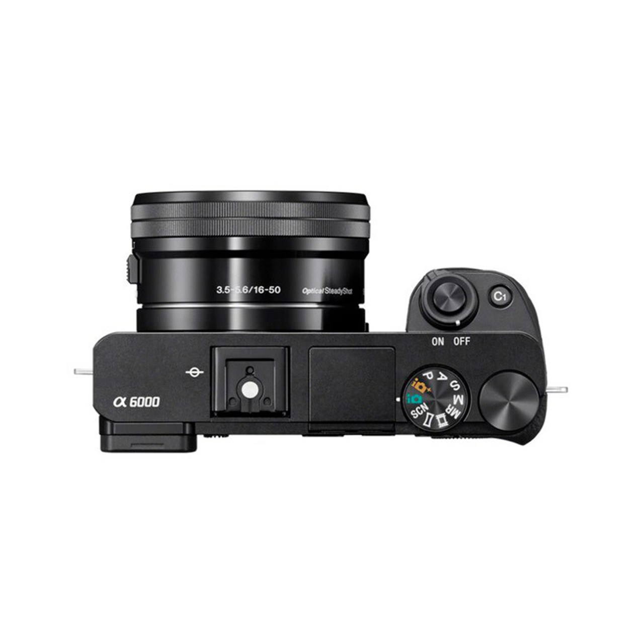 Cámara Evil Sony Alpha ILCE-6000LKIT Negra Objetivo 16-50mm Kit