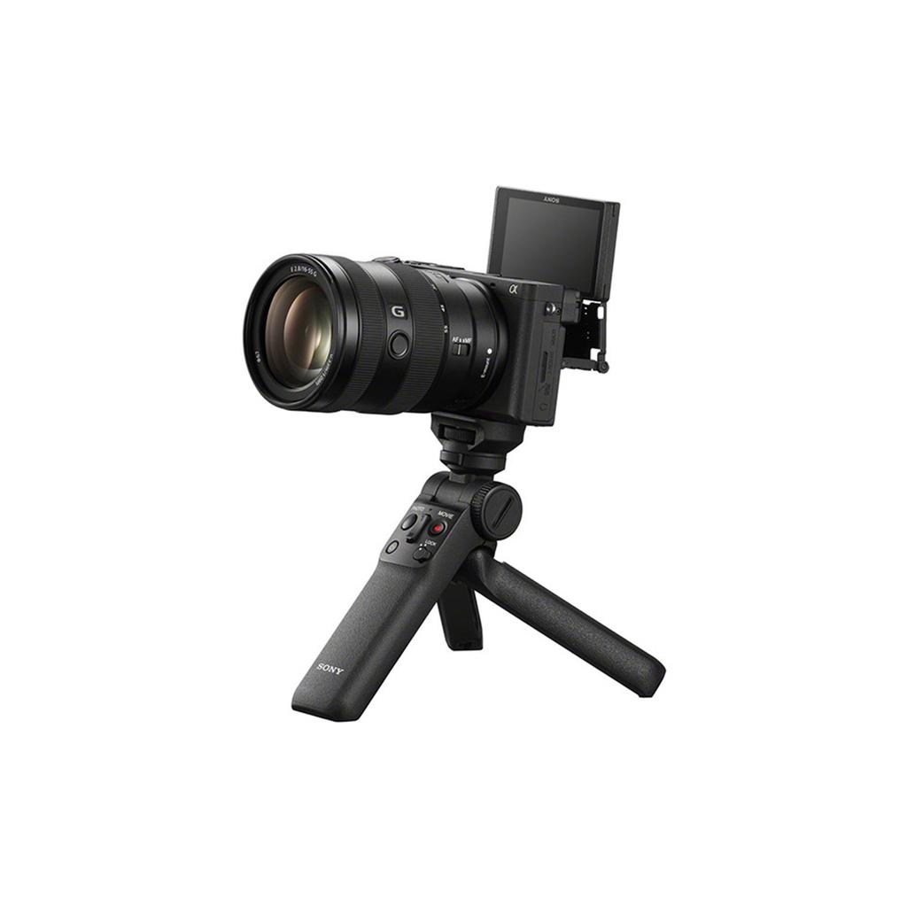 Sony Empuñadura Cámara GP-VPT2BT + Trípode