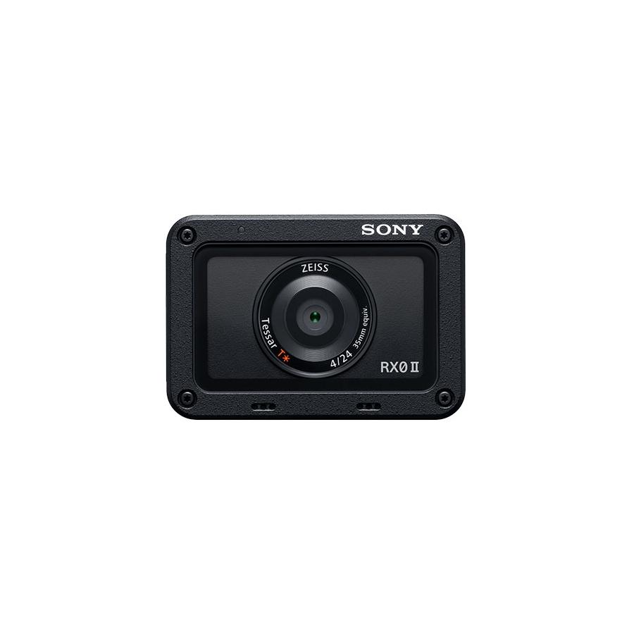 Sony Cámara Video Aventura DSC-RX0M2G Negra, Zeiss 24mm f4