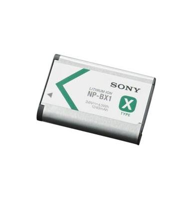 Sony Batería InfoLithium NP-BX1 3,6V 1240mAh