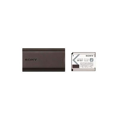 Sony Cargador Baterías ACC-TRDCJ + Batería NP-BJ1 adicional