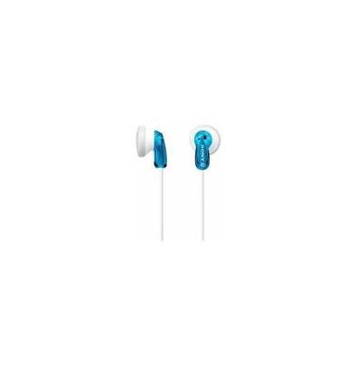 Sony Auricular MDR-E9LP Azul 18Hz-22kHz, 16 ohmios, cable 1,2 mts