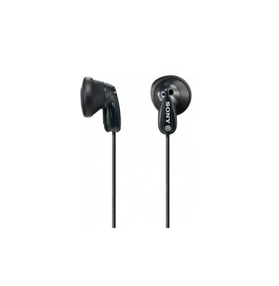 Auricular - Sony MDR-E9LP Negro 18Hz-22kHz, 16 ohmios, cable 1,2 mts | MDRE9LPB.AE