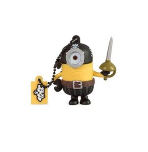 Pendrive Usb -  16Gb Tribe Minions EYE MATIE pirata   320542 17617