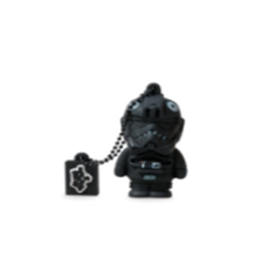 Tribe Pendrive Usb 16Gb Tribe Star Wars THE Fighter Pilot