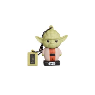 Tribe Pendrive Usb 16Gb Tribe Star Wars Yoda SW8