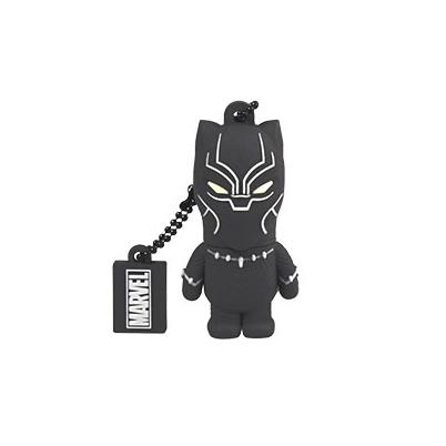 Tribe Pendrive Usb 32Gb Tribe Marvel Black Panther