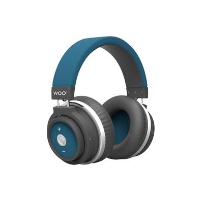 Swiss+Go Auricular Bluetooth HP001BT Azul