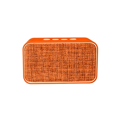 Swiss+Go Altavoz Bluetooth Portátil Clio BT-003 Naranja