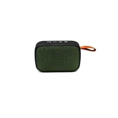 Swiss+Go Altavoz Bluetooth Portátil Clio BT-005 Verde