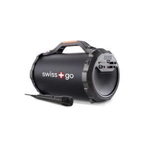 Altavoz Bluetooth Portatil - Swiss+go ARA P30 | SWI303262