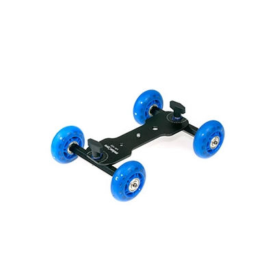 Trípode Swiss+Pro Patin dolly con ruedas VX-103