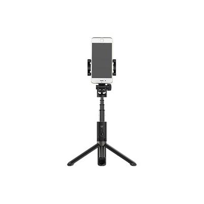 Palo Selfie Swiss+Go VIP-01 + Trípode, Aluminio, Control remoto