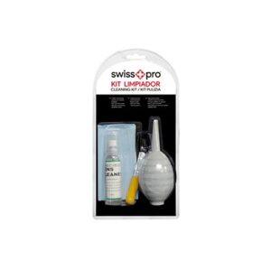 Limpieza - Swiss+pro Kit Limpieza lentes y filtros | SWI406000