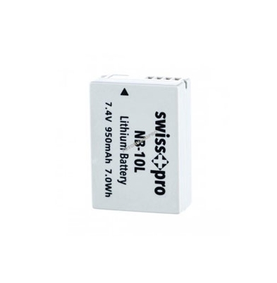 Batería NB 10L Swiss+Pro 950mAh