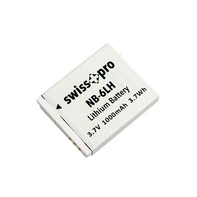 Bateria - NB 6LH Swiss+pro 1000mAh   SWI501011
