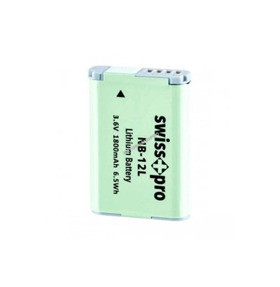 Batería NB-12L Swiss+Pro 1800mAh