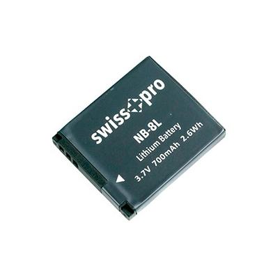 Bateria - NB-8L Swiss+pro 700mAh | SWI501017